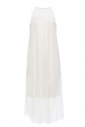Transparent dress od McQ Alexander McQueen