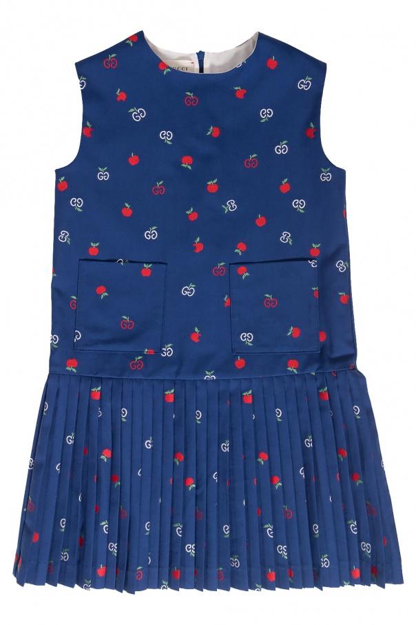 Gucci Kids Patterned dress