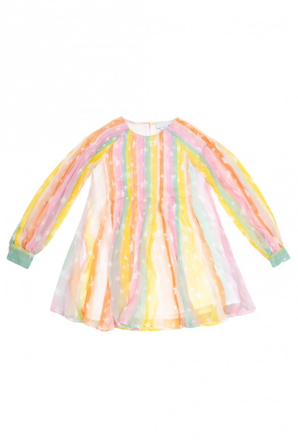 Stella McCartney Kids Printed dress