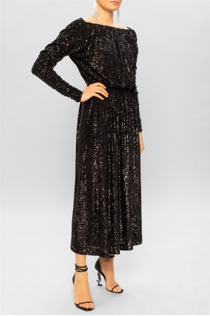 Sequin dress od Saint Laurent