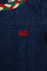Gucci Kids Logo denim dress