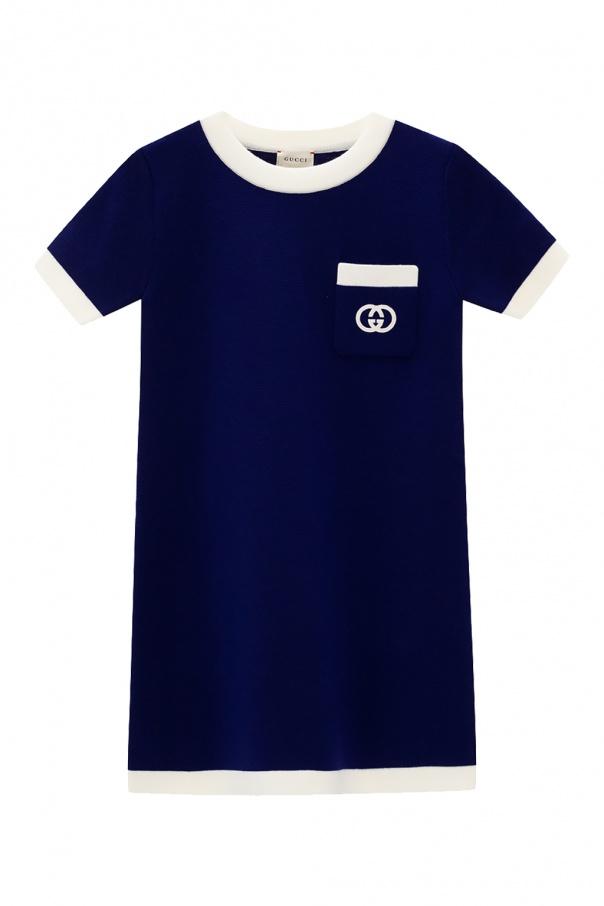 Gucci Kids Short sleeve dress