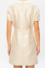 Gucci Lurex dress