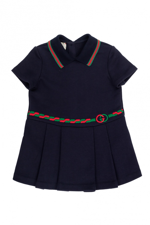 Gucci Kids Logo dress