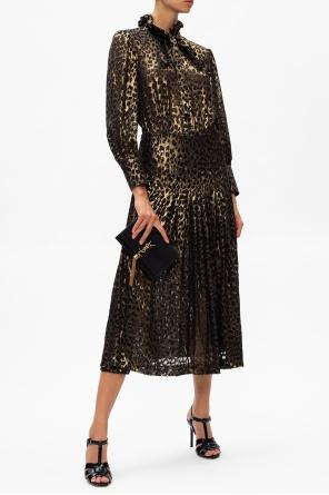 Long sleeve dress od Saint Laurent