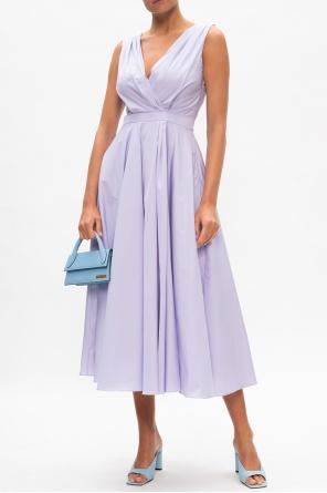 Slip dress od Alexander McQueen