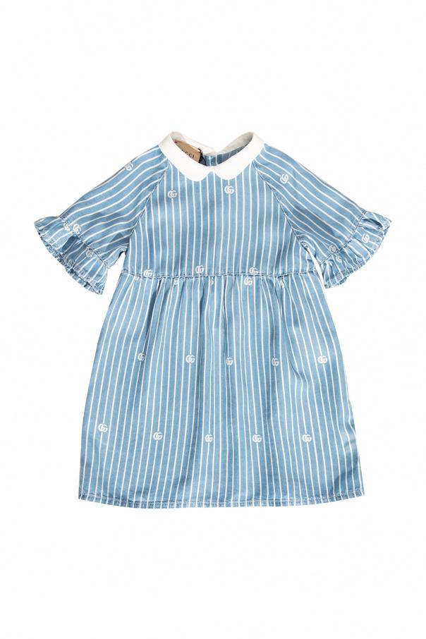 Gucci Kids Short-sleeve dress