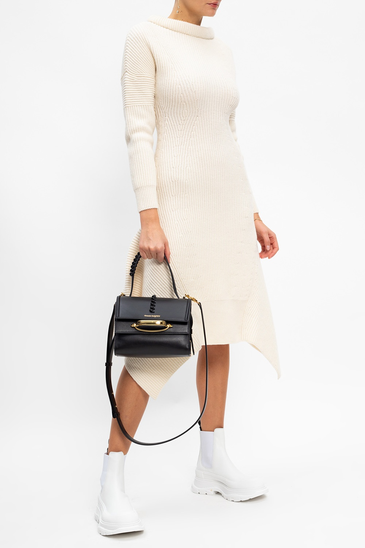 Alexander McQueen Flared dress