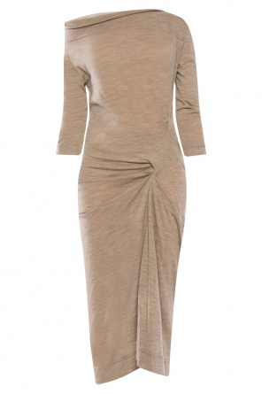 Crinkle asymmetrical dress od Vivienne Westwood