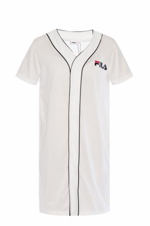 Logo-printed dress od Fila