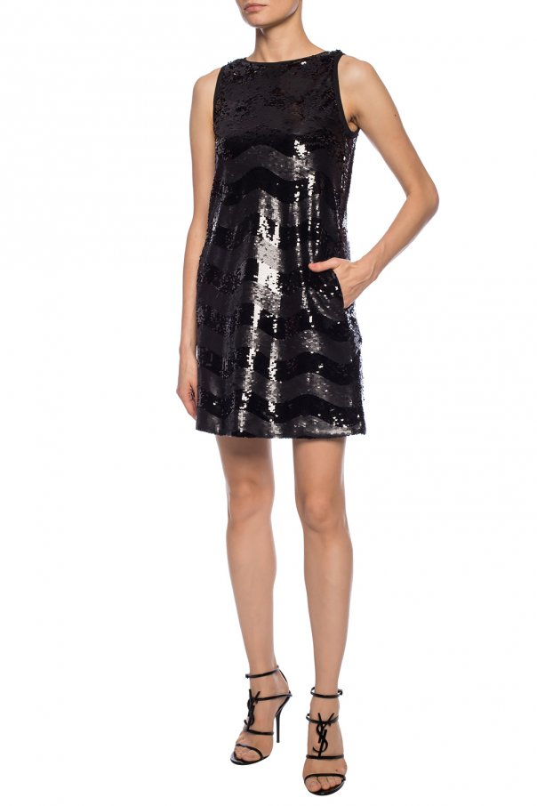 Sequinned dress od Emporio Armani