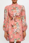 Zimmermann Floral motif dress