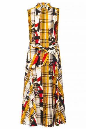 Patterned dress od Burberry