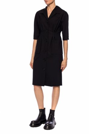 Short sleeve dress od Burberry