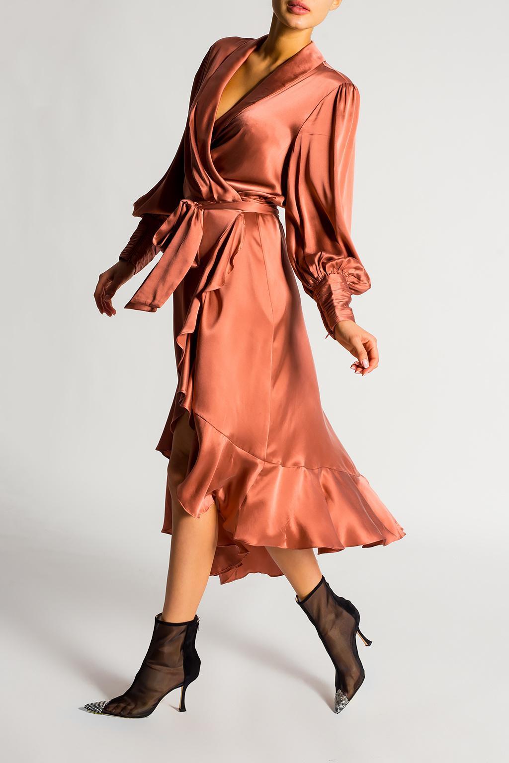 Zimmermann 真丝连衣裙