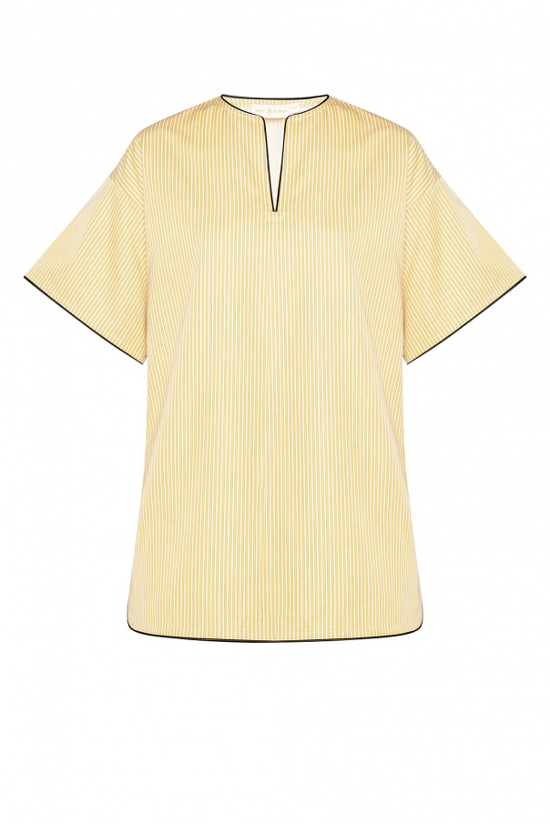Tory Burch Buddy stripe tunic