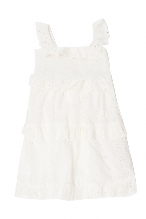 Zimmermann Kids Ruffled dress