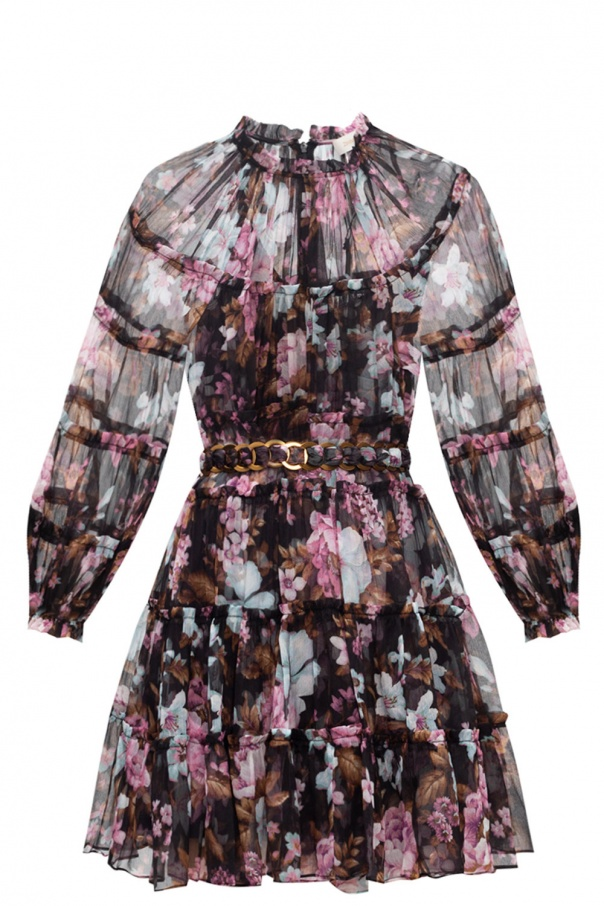 Zimmermann Floral-printed dress