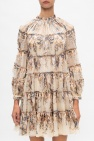 Zimmermann Mock neck dress