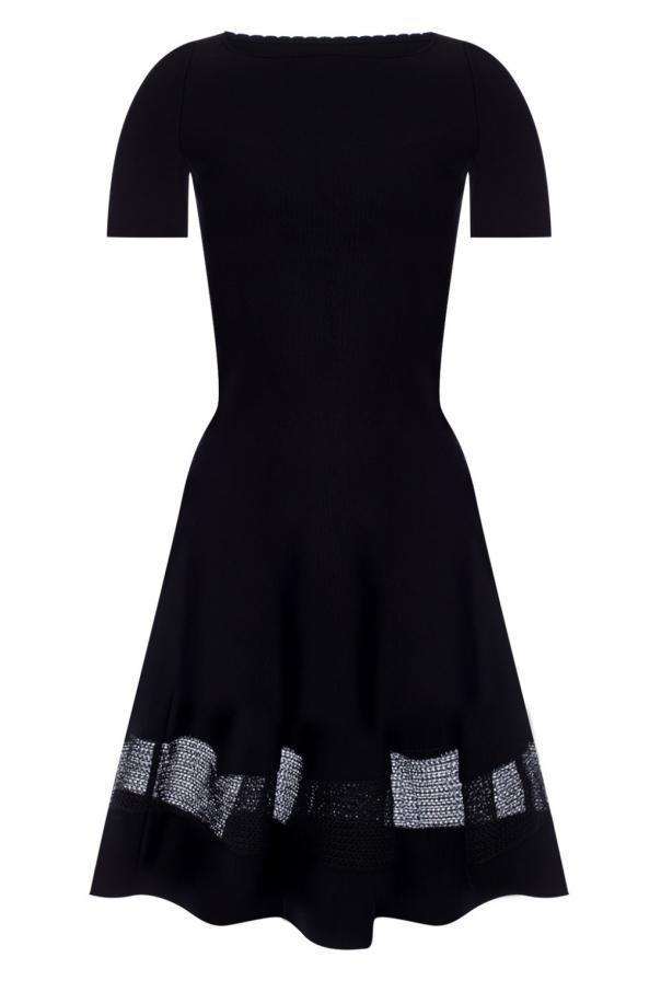 Alaia Short sleeve dress