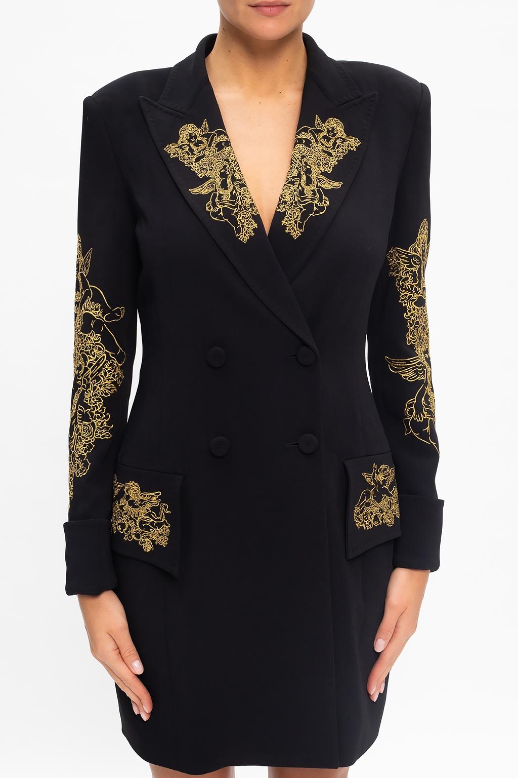 moschino dress,