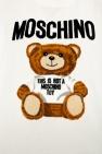 Moschino Appliqued dress