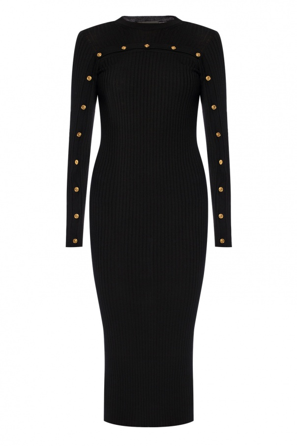 Ribbed dress od Versace