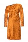 Woven dress od Versace