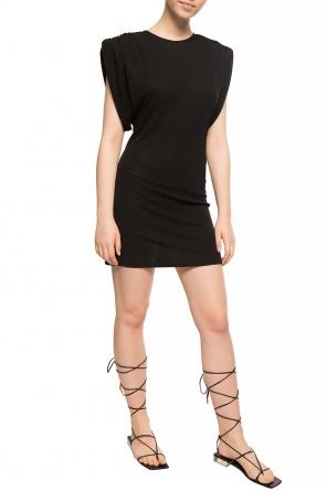泡芙袖连衣裙 od Versace