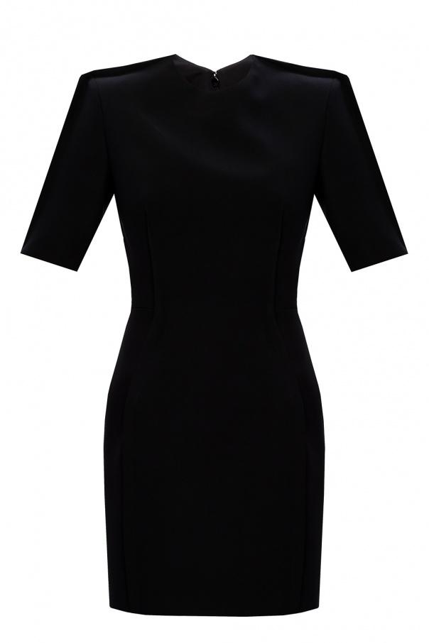 Versace Short-sleeved dress