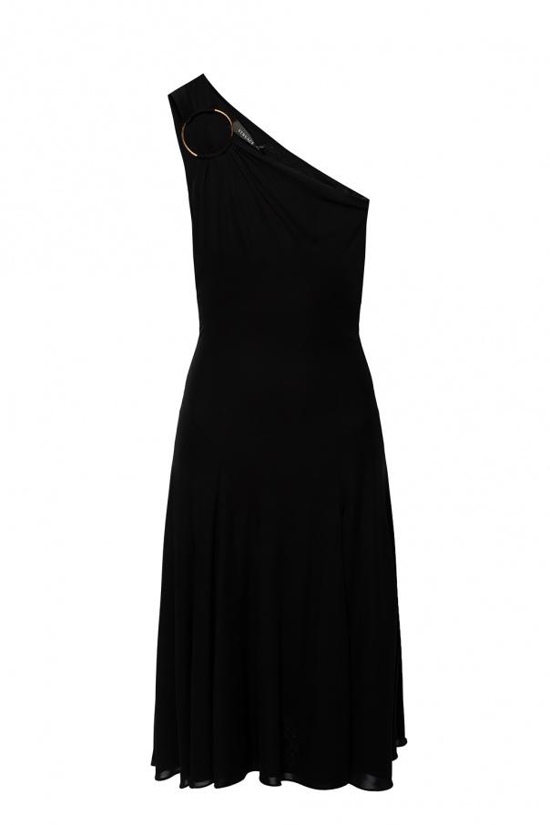 Versace Single-shoulder dress