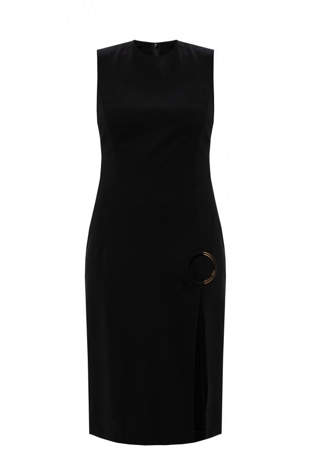 Versace Embellished dress