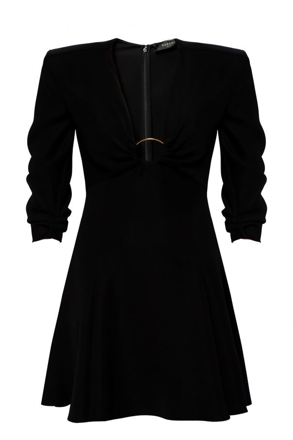 Versace Flared dress