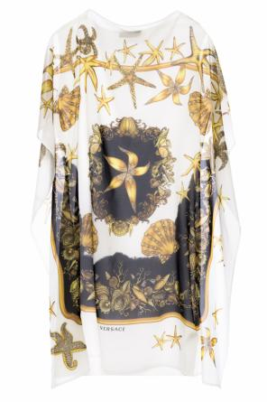 Patterned top od Versace
