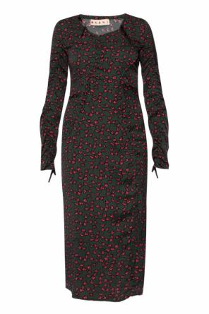 Patterned dress od Marni