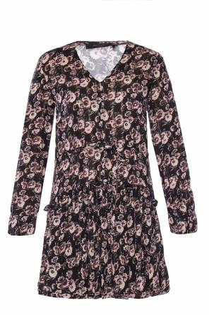 'alia' floral printed dress od AllSaints