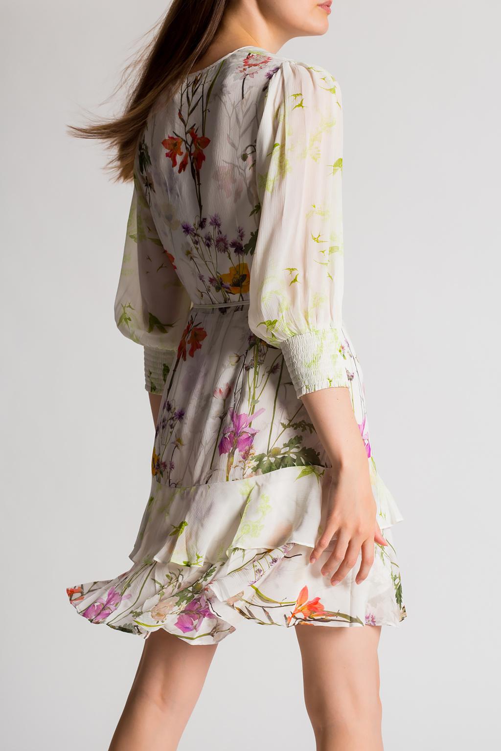 AllSaints 'Ari' dress with floral motif