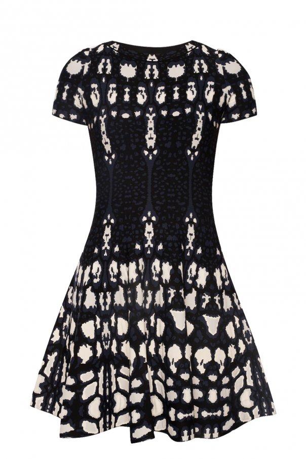 Alaia Embroidered dress