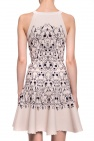 Alaia Patterned dress
