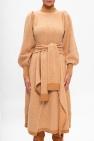Ulla Johnson 'Astrid' asymmetrical dress