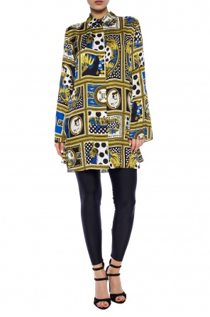 Printed dress od Versace Versus