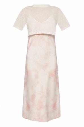 'benno' dress with t-shirt od AllSaints