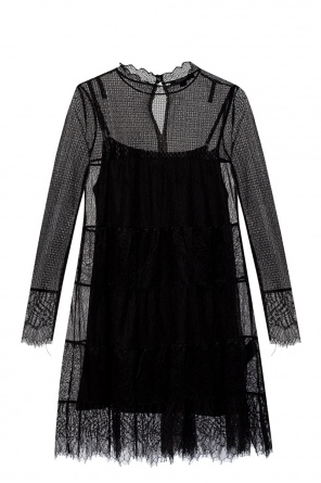 'briella' lace dress od AllSaints
