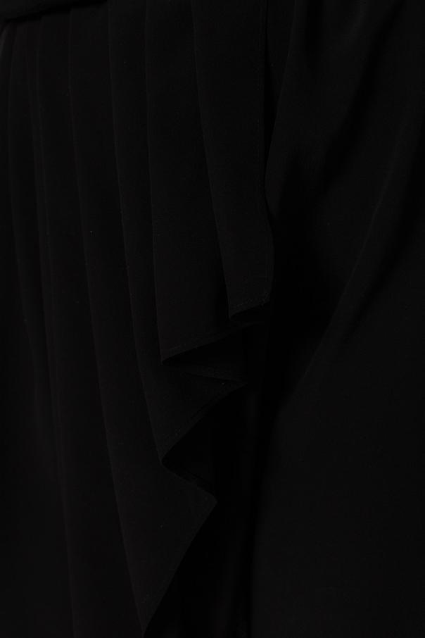 Long sleeve dress od Givenchy