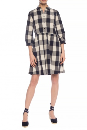 Checked dress od Woolrich