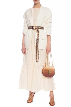 Gathered dress od Woolrich