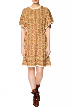 Embroidered dress od Chloe