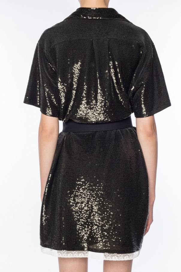 Sequinned dress od Chloe