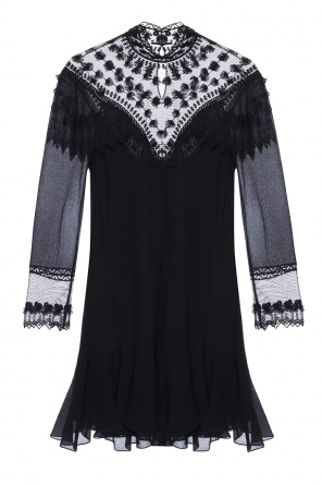 Lace-trimmed dress od Chloe