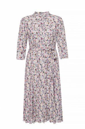 'chiara' dress with tie fastening od AllSaints